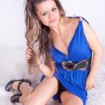 blue dress shoot 7