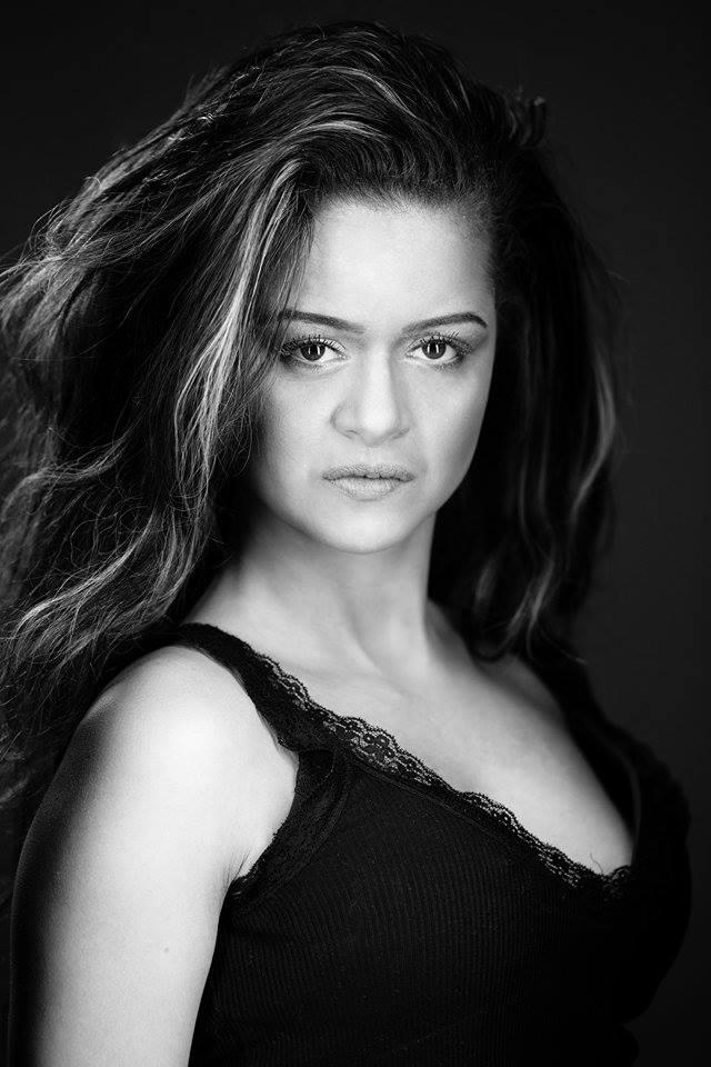 Actress Mercedy